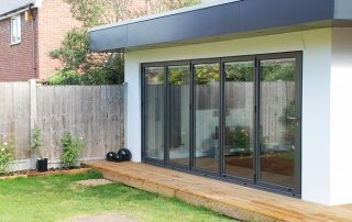 Bi-fold Doors, Double Doors from yoUValue Windows & Doors Ltd