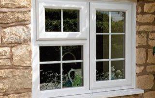 Casement Windows from yoUValue Windows Ltd
