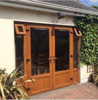 French Doors, Double Doors from yoUValue Windows & Doors Ltd
