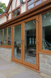 Double Doors from yoUValue Windows & Doors Ltd