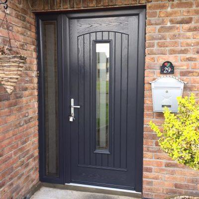 Replacement composite door, Nenagh, Co. Tipperary | yoUValue Windows & Doors Ltd