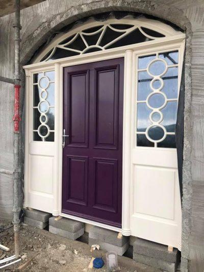 Hardwood front door, Rodford | yoUValue Windows & Doors Ltd